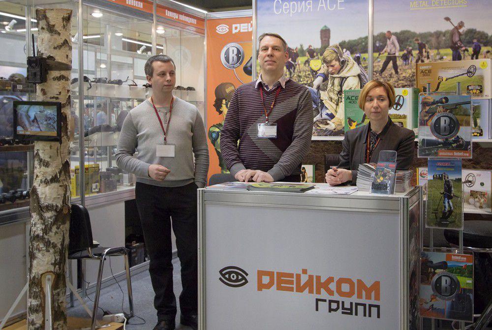 С 22 по 26 февраля 2017 на ВДНХ состоялась очередная выставка «Охота и рыболовство на Руси»