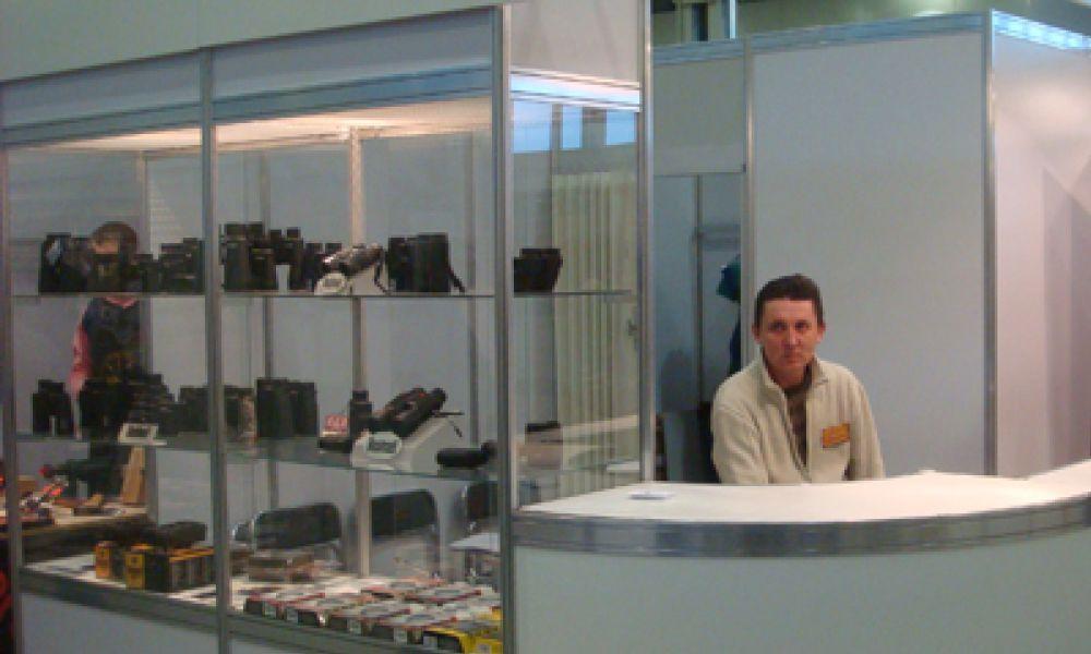 Фоторепортаж с выставки «ОХОТА. РЫБАЛКА. ОСЕНЬ – 2011» в КРОКУС ЭКСПО