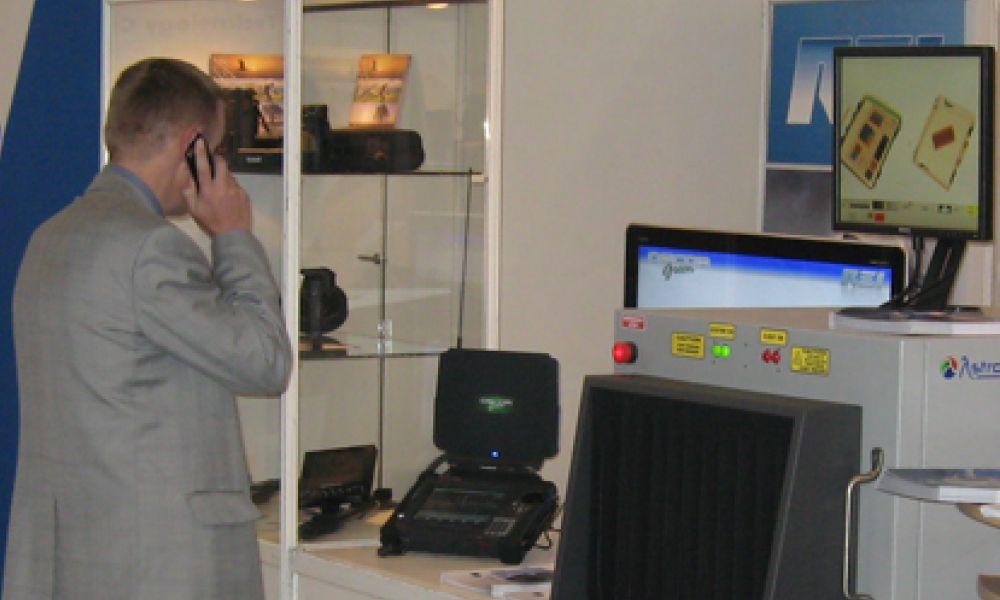 20 Январь 2013 г. 25-28 октября 2011 г. «РЕЙКОМ ГРУПП» приняла участие в Международной выставке средств обеспечения безопасности государства ИНТЕРПОЛИТЕХ- 2011