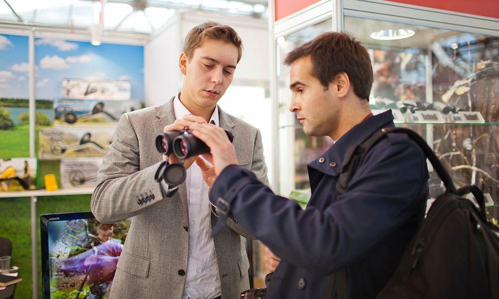 Компания «РЕЙКОМ ГРУПП» приняла участие в крупнейшей международной выставке потребительских товаров «Консум Экспо»