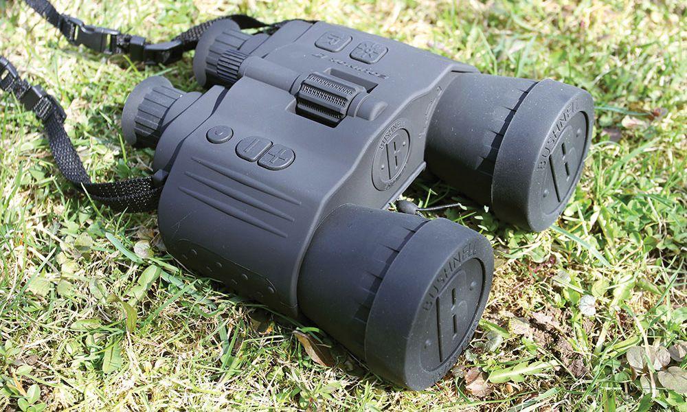 Обзор цифрового бинокля Bushnell 4 x 50 EQUINOX Z Binocular
