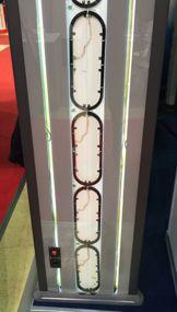 Пример детектора без взаимного перекрытия катушек