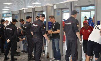 Металлодетекторы GARRETT на страже безопасности Чемпионата мира по футболу-2018