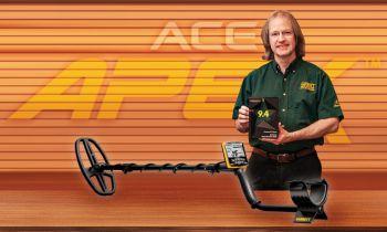 Garrett ACE APEX признан лучшим детектором 2020 года