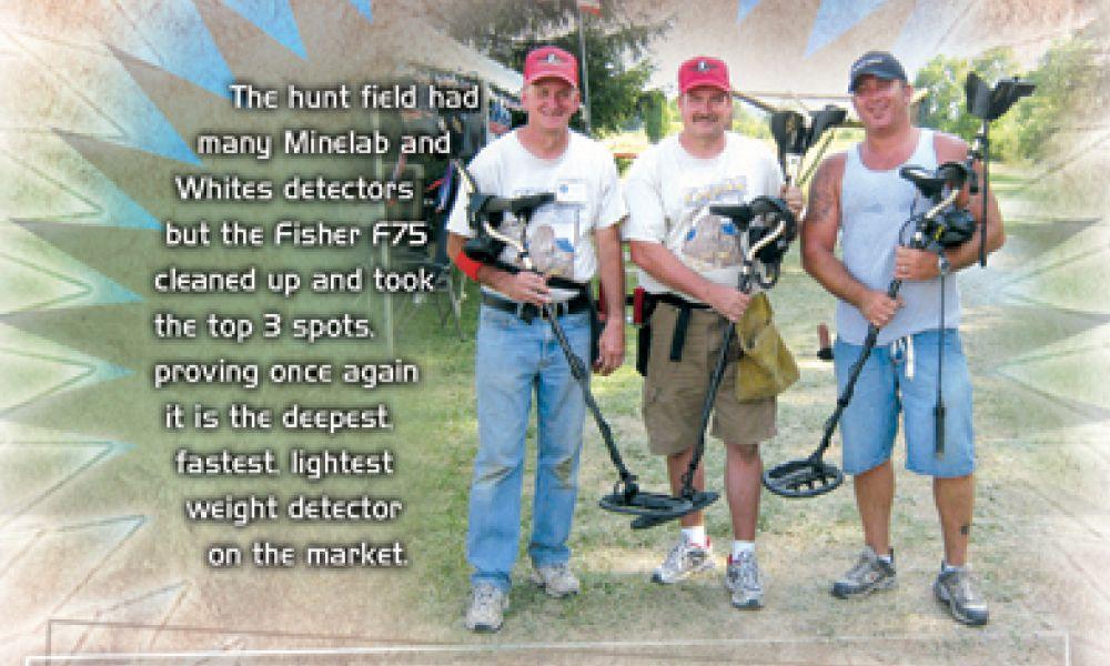 Fisher Labs победил на «Неделе глубинного кладопоиска»