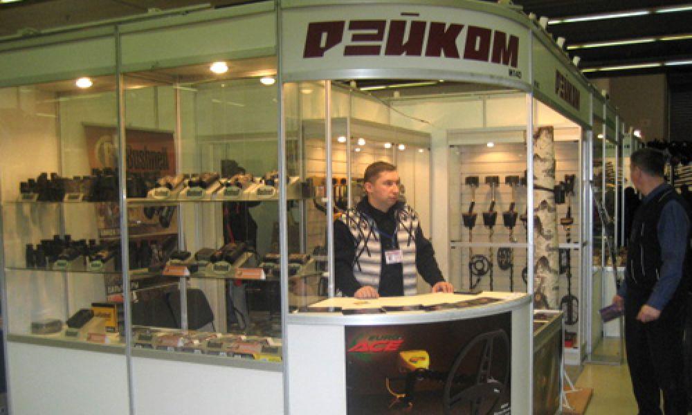 Фоторепортаж с выставки «Охота и рыболовство на Руси. Весна — 2012»