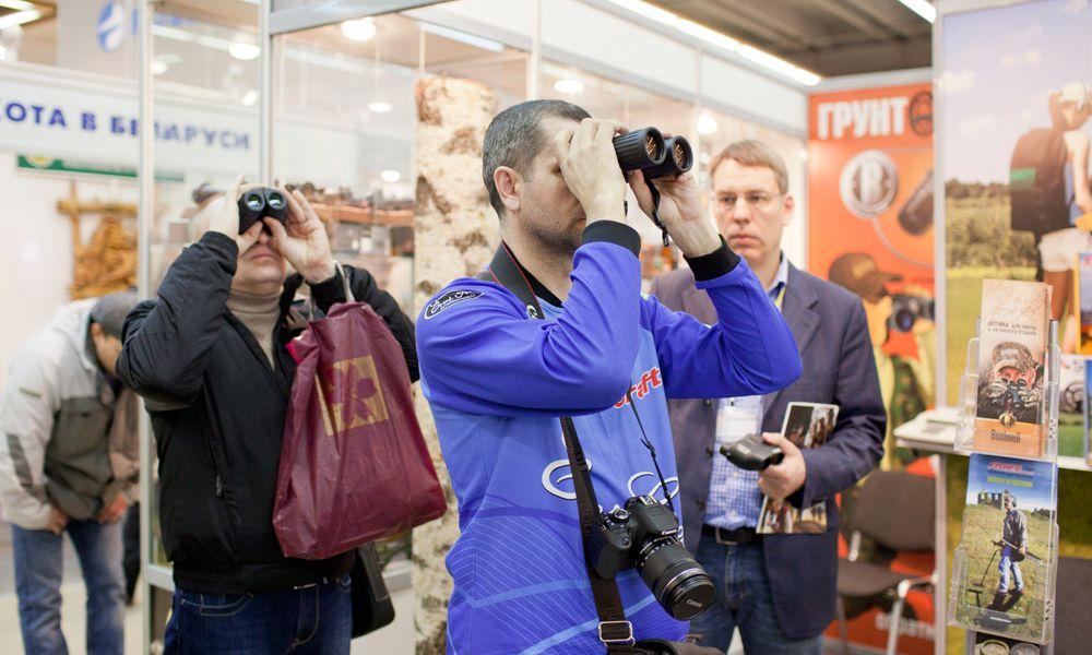 РЕЙКОМ ГРУПП приняло участие в выставке «Охота и рыболовство на Руси»