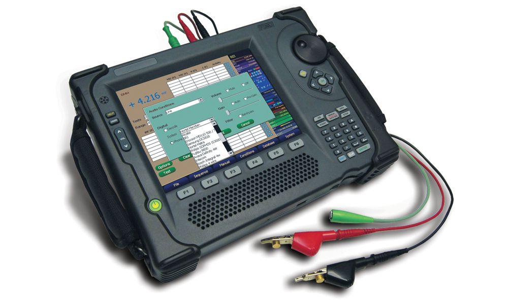Обзор работы анализатора проводных линий TALAN при выявлении подслушивающих устройств
