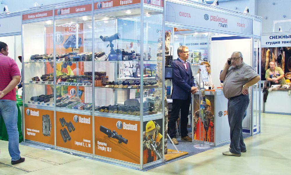 Осенняя выставка Охота и рыболовство на Руси-2016